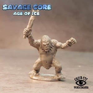 ICE AGE SIMIAN BOSS VIM THE MAD