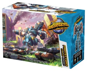 MONSTERPOCALYPSE PROTECTORS STARTER SET