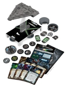 SW ARMADA - Imperial Light Carrier Expansion Pack [ANG]