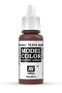 MODEL COLOR 70814 UMBER RED