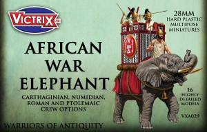 VICTRIX AFRICAN WAR ELEPHANT
