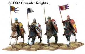 Mounted Crusader Knights (Hearthguard)