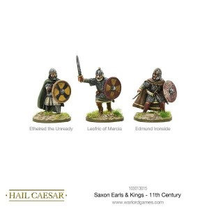 SAXON EARL & KINGS - 11TH CENTURY