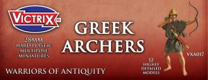GREEK ARCHERS