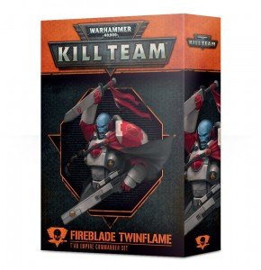 KILL TEAM COMMANDER: FIREBLADE TWINFLAME (ENG)