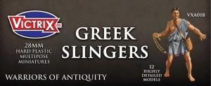 VICTRIX GREEK SLINGERS