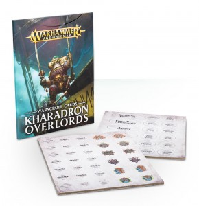 WARSCROLL: KHARADRON OVERLORDS (ENG)
