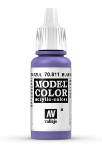 MODEL COLOR 70811 BLUE VIOLET