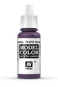 MODEL COLOR 70810 ROYAL PURPLE