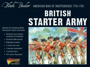 BRITISH ARMY STARTER SET