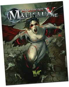 MALIFAUX - RIPPLES OF FATE