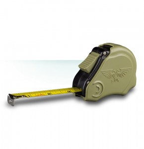 CITADEL TAPE MEASURE (D/G GREEN)