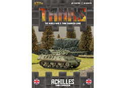 British Achilles Tank Expansion