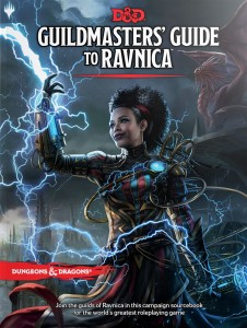GUILDMASTERS' GUIDE TO RAVNICA: DUNGEONS & DRAGONS