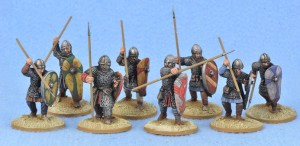 Flemish Mercenaries (inc Rules Card)
