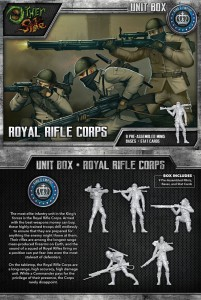 ROYAL RIFLE CORPS