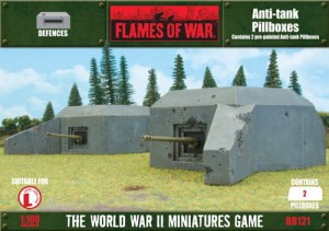 ANTI-TANK PILLBOX (X2)