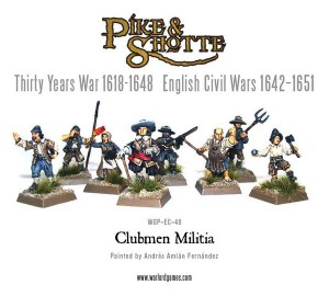 CLUBMEN MILITIA [MADE TO ORDER]