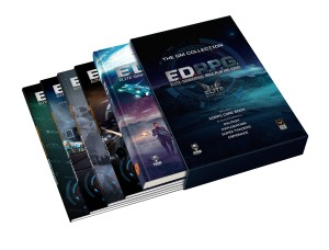 ELITE DANGEROUS RPG BOX SET