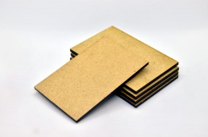 HDF BASES 50x75mm RECTANGLE (5 pieces)