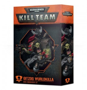 KILL TEAM COMMANDER: GITZOG WURLDKILLA (ENG)
