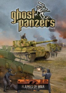 GHOST PANZERS (German Forces on the Eastern Front 1942-43 (HB, 60-pgs)