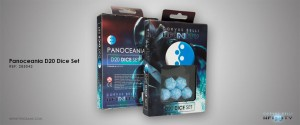 PANOCEANIA D20 DICE SET