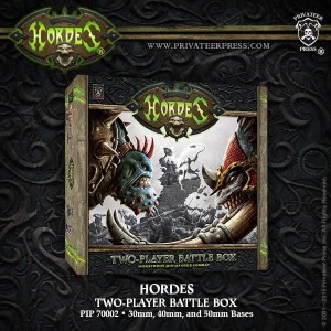HORDES 2 PLAYER BATTLEBOX