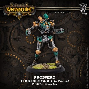 GOLDEN CRUCIBLE PROSPERO