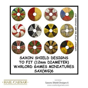 SAXONS SHIELD DESIGNS 6