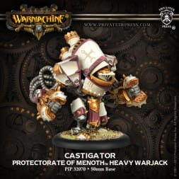 PROTECTORATE CASTIGATOR RECKONER SANCTIFIER (1)  PLASTIC