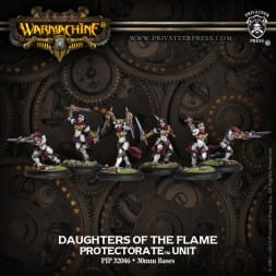 PROTECTORATE DAUGHTERS OF THE FLAME (6)