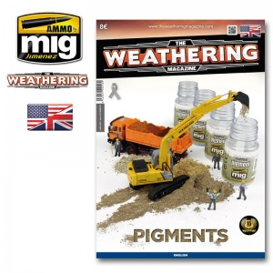 THE WEATHERING MAGAZINE #19 PIGMENTS (ENG)