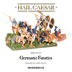 GERMANIC FANATICS [MADE TO ORDER]