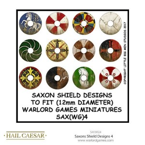 SAXONS SHIELD DESIGNS 4