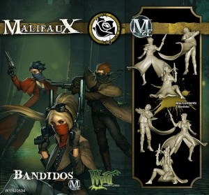 BANDIDOS (BOX OF 3)