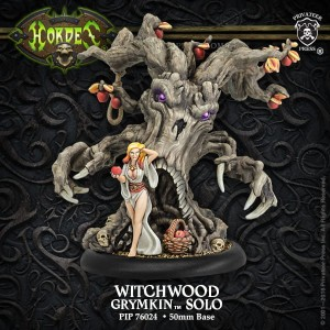 GRYMKIN WITCHWOOD  PLASTIC