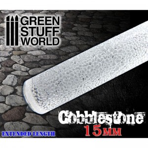 COBBLESTONE 15MM ROLLING PIN