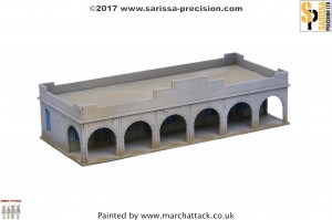 20MM SOUK BUILDING SINGLE STOREY