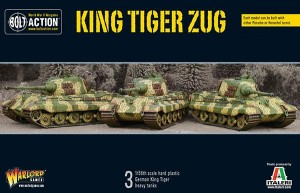 King Tiger Platoon