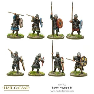 SAXON HUSCARLS B [MADE TO ORDER]