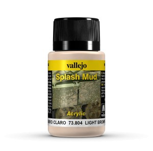 SPLASH MUD - LIGHT BROWN SPLASH MUD 40 ML.