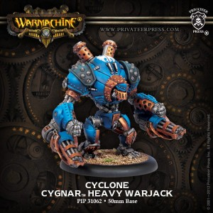 CYGNAR CYCLONE DEFENDER IRONCLAD (1) PLASTIC