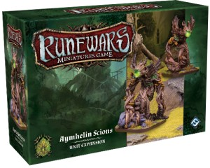 Aymhelin Scions Expansion Pack: Runewars Miniatures Game