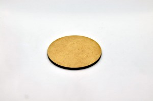 HDF BASE 60mm ROUND (1 piece)