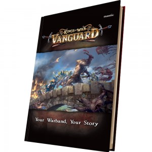 KINGS OF WAR VANGUARD: RULEBOOK