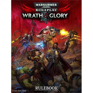 Wrath & Glory Core Rulebook: Warhammer 40000 Roleplay RPG (Revised Edition)