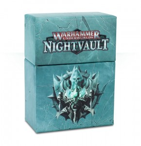 WH UNDERWORLDS: NIGHTVAULT DECK BOX [OOP]
