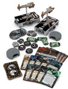 SW ARMADA - Hammerhead Corvettes Expansion Pack [ANG]