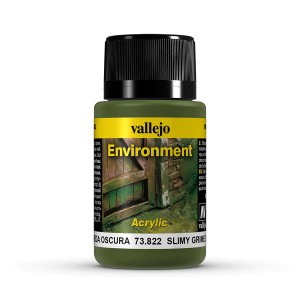 ENVIRONMENT - SLIMY GRIME DARK 40 ML.
